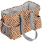 Texas Longhorns Double-Diamond Junior Caddy Tote