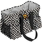 Iowa Hawkeyes Double-Diamond Junior Caddy Tote