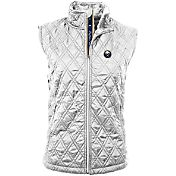 Levelwear Women's Buffalo Sabres Morningstar Quilted Vest