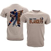 Levelwear Youth New York Islanders John Tavares #91 Charcoal Spectrum T-Shirt