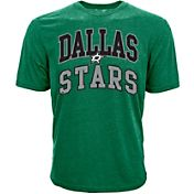 Levelwear Youth Dallas Stars Performance Arch Green T-Shirt