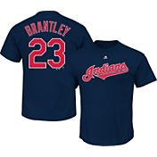 Majestic Youth Cleveland Indians Michael Brantley #23 Navy T-Shirt