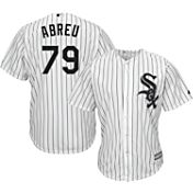 Majestic Youth Replica Chicago White Sox Jose Abreu #79 Cool Base Home White Jersey