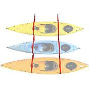 Malone SlingThree Kayak Wall & Ceiling Storage