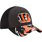 New Era Men's Cincinnati Bengals 2017 NFL Draft 39Thirty Adjustable Black Hat