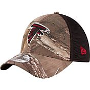 New Era Men's Atlanta Falcons Real Tree Neo 39Thirty Camouflage Flex Hat