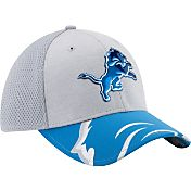New Era Men's Detroit Lions 2017 NFL Draft 39Thirty Adjustable Grey Hat