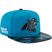 New Era Men's Carolina Panthers 2017 NFL Draft 9Fifty Adjustable Blue Hat