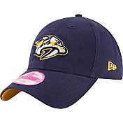 New Era Women's Nashville Predators Preferred Pick 9Twenty Navy Adjustable Hat