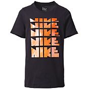 Nike Boys' DNA Repeat Graphic T-Shirt