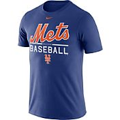 Nike Men's New York Mets Practice Royal T-Shirt