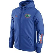 Nike Men's Florida Gators Blue Circuit Full-Zip Hoodie