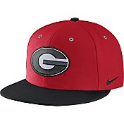 Nike Men's Georgia Bulldogs Red True Adjustable Performance Hat
