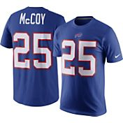 Nike Men's Buffalo Bills LeSean McCoy #25 Pride Blue T-Shirt