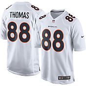 Nike Men's Away Game Jersey Denver Broncos Demaryius Thomas #88