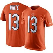 Nike Men's Chicago Bears Kevin White #13 Pride Orange T-Shirt