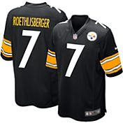 Nike Men's Ben Roethlisberger Jersey – Home Game Pittsburgh Steelers