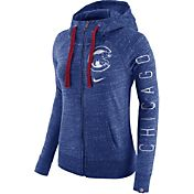 Nike Women's Chicago Cubs Vintage Royal Full-Zip Hoodie