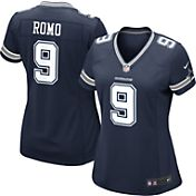 Nike Women's Away Game Jersey Dallas Cowboys Tony Romo #9
