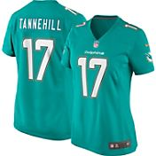 Nike Women's Ryan Tannehill Jersey - Home Game Miami Dolphins