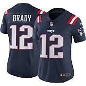 Nike Women's Color Rush 2016 Limited Jersey New England Patriots Tom Brady #12