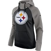 Nike Women's Pittsburgh Steelers Tailgate All-Time Grey Hoodie