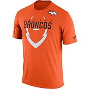 Nike Youth Denver Broncos Legend Icon Orange Performance T-Shirt