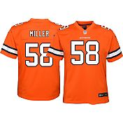 Nike Youth Color Rush 2016 Game Jersey Denver Broncos Von Miller #58