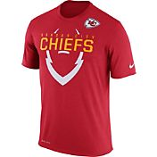 Nike Youth Kansas City Chiefs Legend Icon Red Performance T-Shirt
