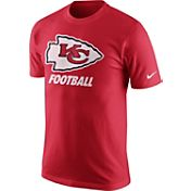 Nike Youth Kansas City Chiefs Facility Red T-Shirt