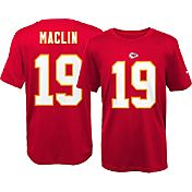 Nike Youth Kansas City Chiefs Jeremy Maclin #19 Red T-Shirt