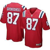 Nike Youth Alternate Game Jersey New England Patriots Rob Gronkowski #87