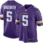 Nike Youth Home Game Jersey Minnesota Vikings Teddy Bridgewater #5