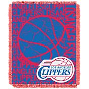 Northwest Los Angeles Clippers Double Play Blanket