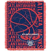 Northwest Atlanta Hawks Double Play Blanket