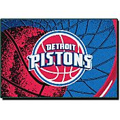 Northwest Detroit Pistons 39in x 59in Acrylic Rug