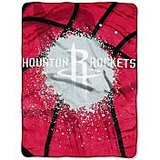 Northwest Houston Rockets Shadow Play Raschel Throw Blanket