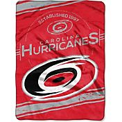Northwest Carolina Hurricanes 60' x 80' Blanket