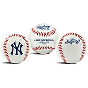 Rawlings New York Yankees Logo Baseball