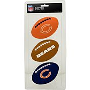Rawlings Chicago Bears Softee Triple Play 3-Ball Set
