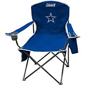 Coleman Dallas Cowboys Quad Chair with Cooler