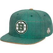 Reebok Men's Boston Bruins St. Patrick's Day Snapback Hat