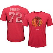 CCM Youth Chicago Blackhawks Artemi Panarin #72 Vintage Replica Home Player T-Shirt