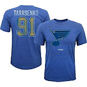CCM Youth St. Louis Blues Vladimir Tarasenko #91 Vintage Replica Royal Player T-Shirt
