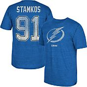 CCM Youth Tampa Bay Lightning Steven Stamkos #91 Vintage Replica Home Player T-Shirt