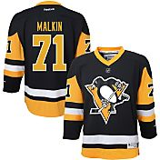 Reebok Youth Pittsburgh Penguins Evgeni Malkin #71 Replica Third Jersey