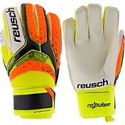 Reusch Re: Pulse SG Finger Support Soccer Goalie Gloves