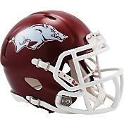 Riddell Arkansas Razorbacks Speed Mini Football Helmet