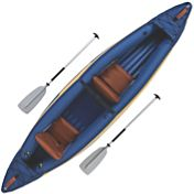 Sevylor Ogden Combo Inflatable Canoe with Paddles