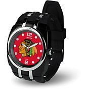Sparo Chicago Blackhawks Crusher Watch
